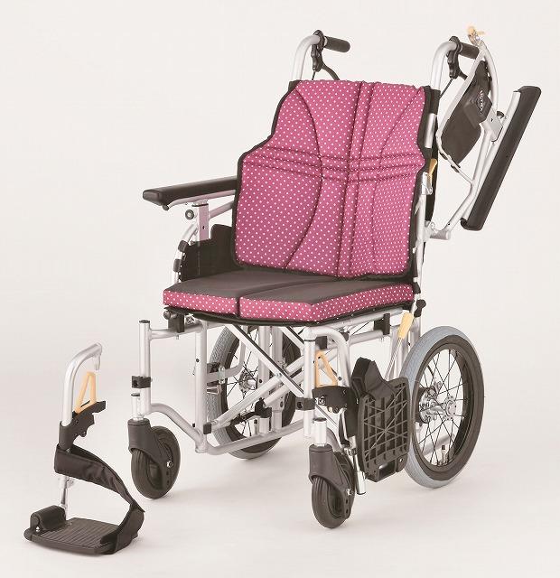 多機能モジュール車いす 日進医療器 ULTRAシリーズ